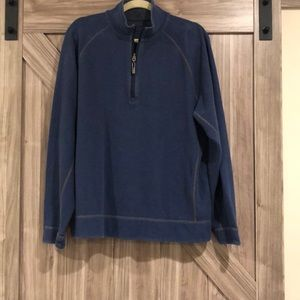 Tommy Bahama Blue Pullover size XL